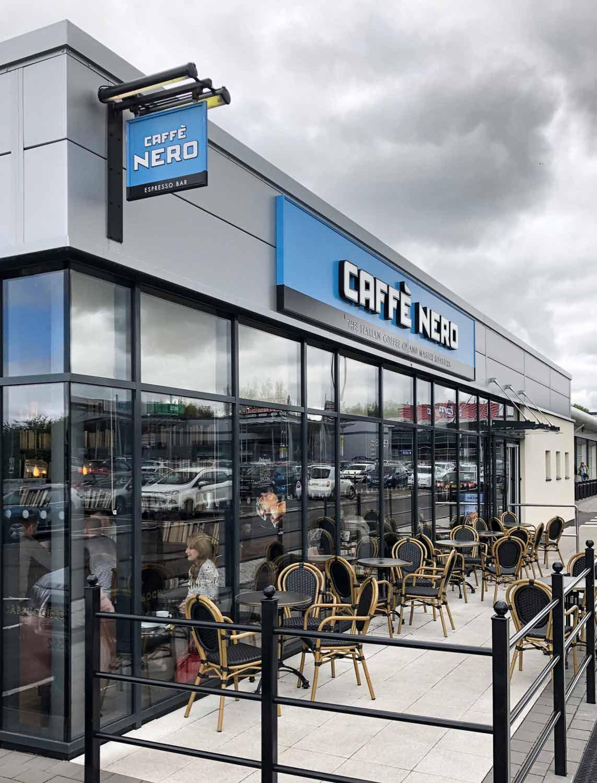 Caffé Nero, Derry