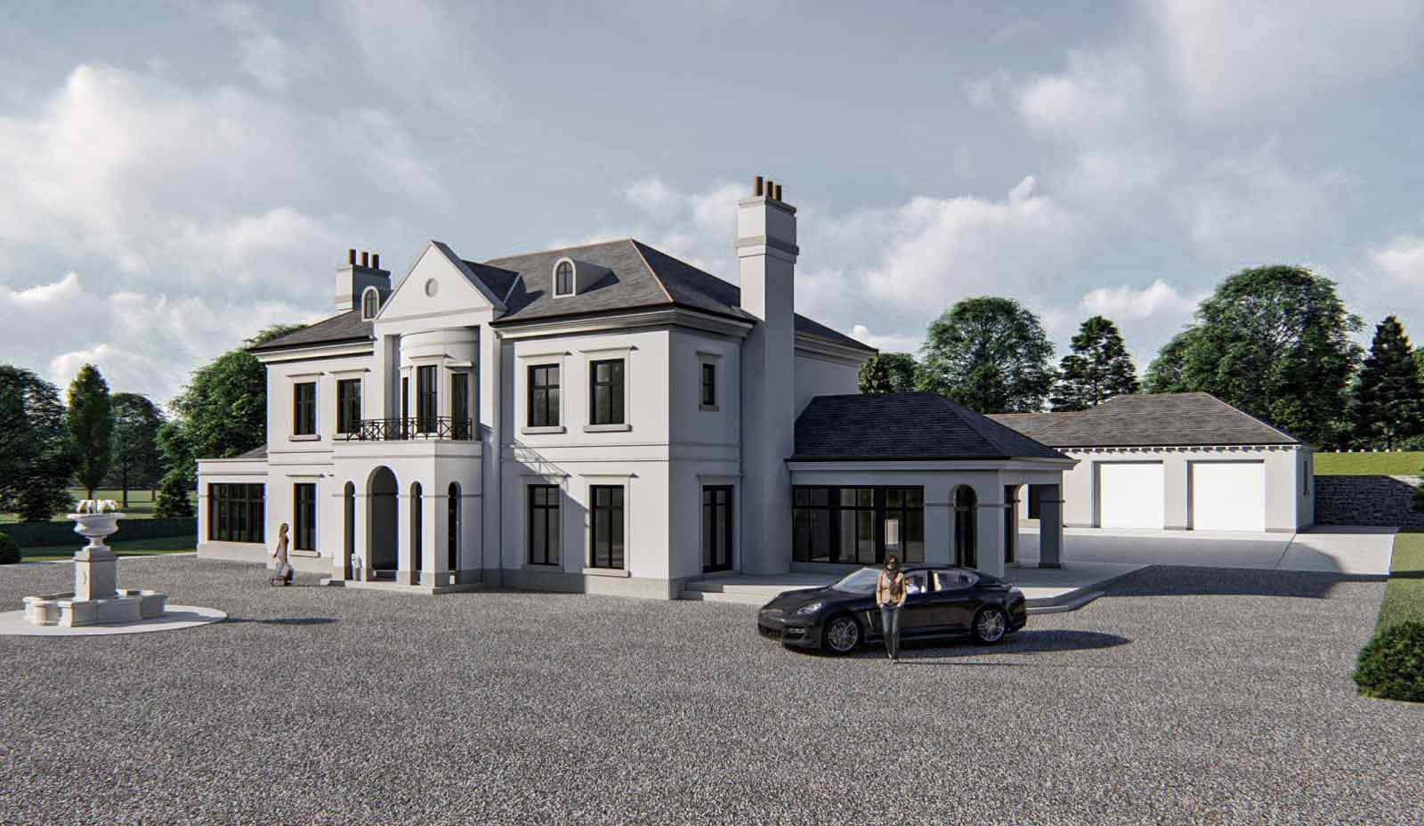 New Dwelling, Dublin